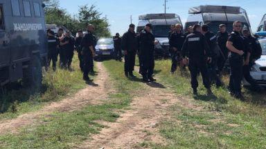 Задържаха избягалия от Ловеч затворник, след като опитал да вземе жена за заложник