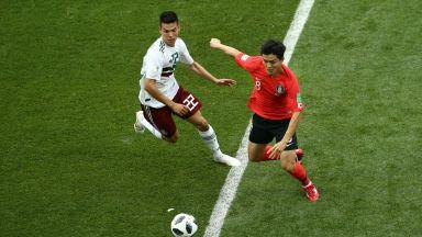 Мексико - Южна Корея 1:0 (на живо)