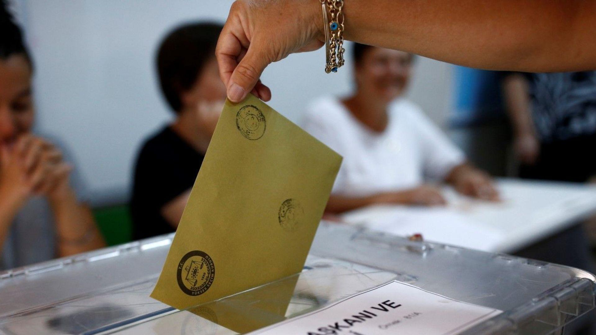 Турция гласува на исторически избори за президент и парламент