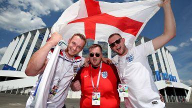 Наказват Англия за песен на феновете в подкрепа на Брекзит