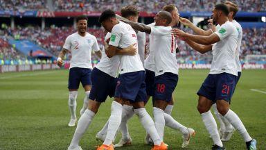 Англия - Панама 6:1 (статистика)