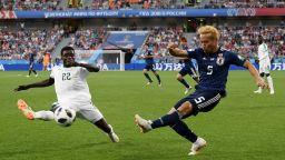 Япония и Сенегал показаха защо са лидери в групата