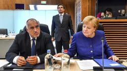 Борисов се опъна на Меркел, не иска техните бежанци