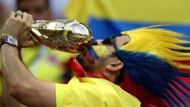 Полша - Колумбия 0:0 (на живо)