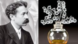 Геният на бижутата Рене Лалик имал 16 патента за обработка на стъкло