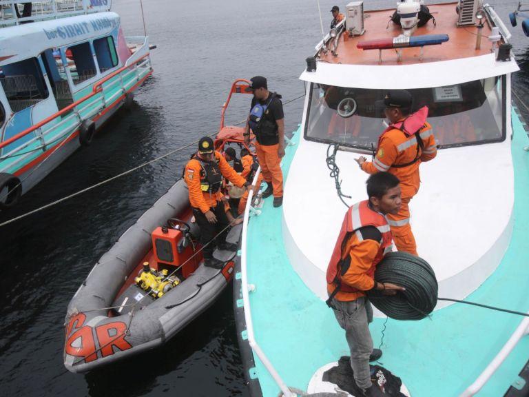 Откриха мястото, където потъна натъпкан с хора ферибот