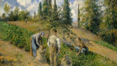 Камий Писаро - предвестникът на европейския импресионизъм