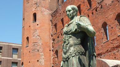 Юлий Цезар имал аномалия на главата