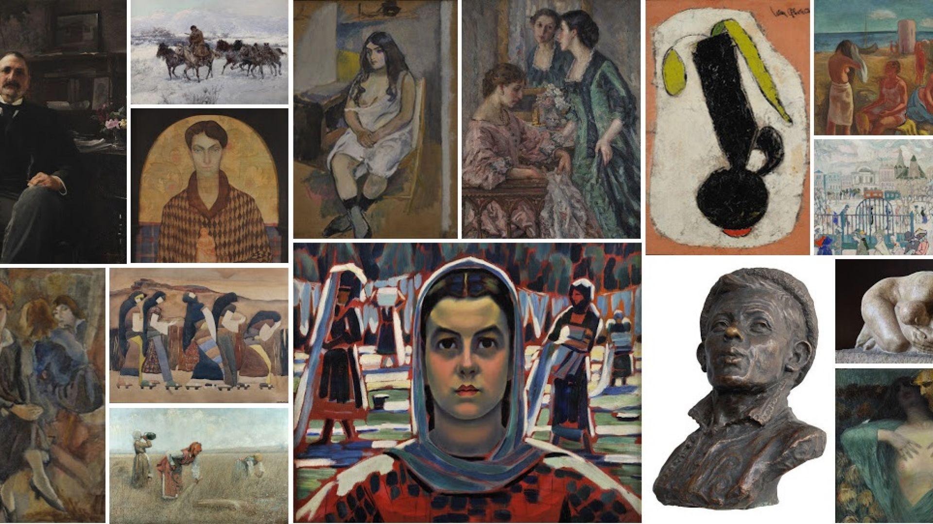 Български картини влезнаха в Google Arts & Culture