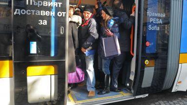 Пускат автобуси по трамвайното трасе на 2 булеварда