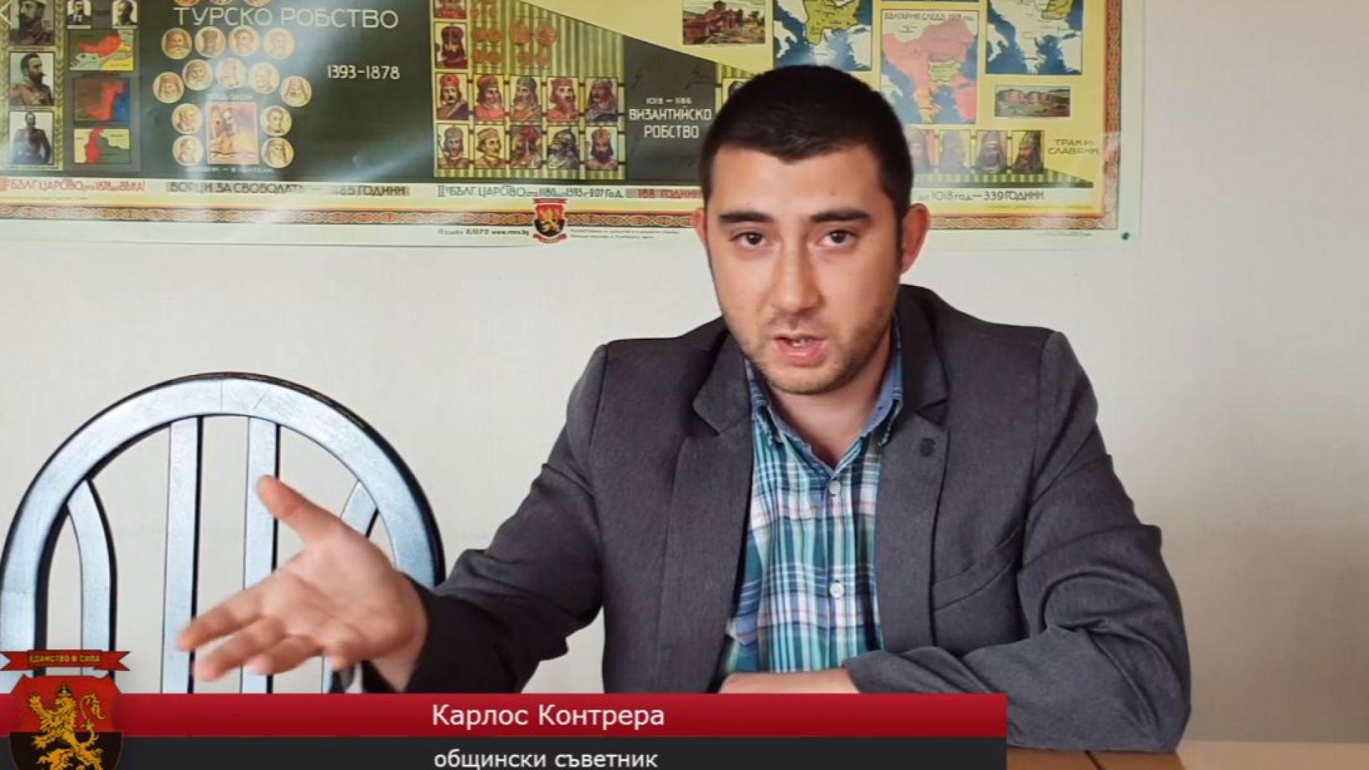 ВМРО: Приветстваме изтеглянето на лобисткия законопроект за превозвачите