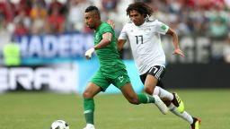 Саудитска Арабия - Египет 2:1 (статистика)