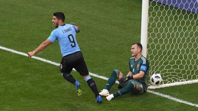 Уругвай приземи тежко Русия