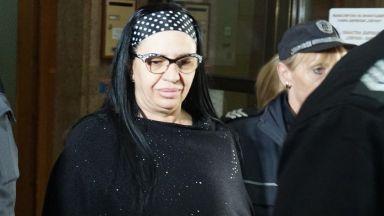 Съдът пусна на свобода Анита Мейзер срещу 5000 лева