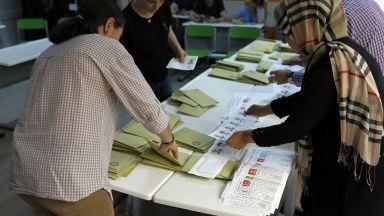 Българските турци са гласували против Ердоган