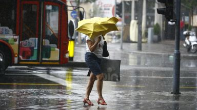 Дъждовете продължават до края на седмицата