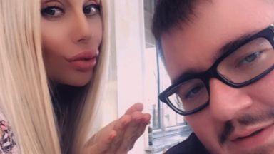Моника Валериева показа поканата за сватбата на Светлана и Гущеров