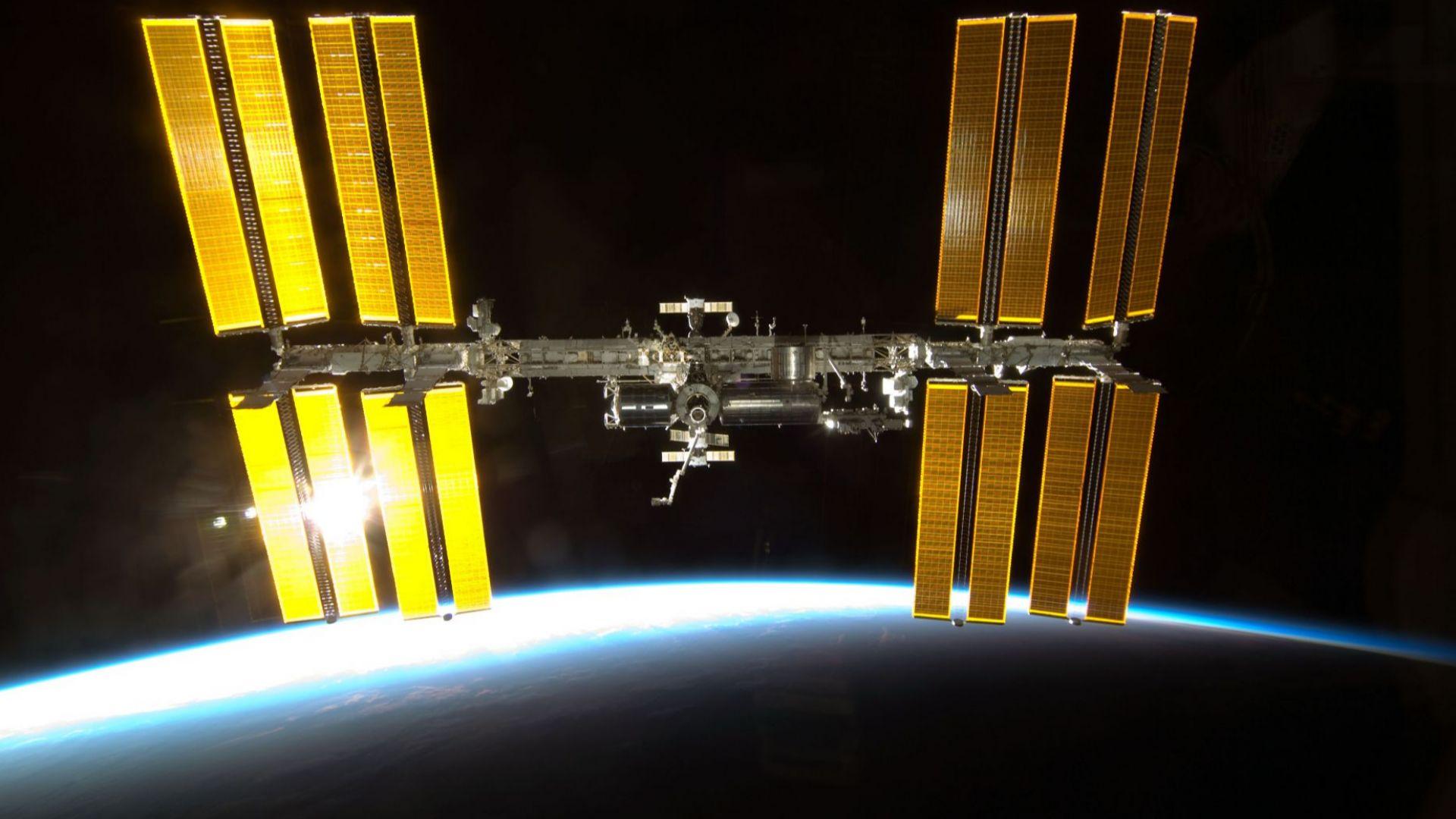 Най-красивите снимки от МКС (галерия)