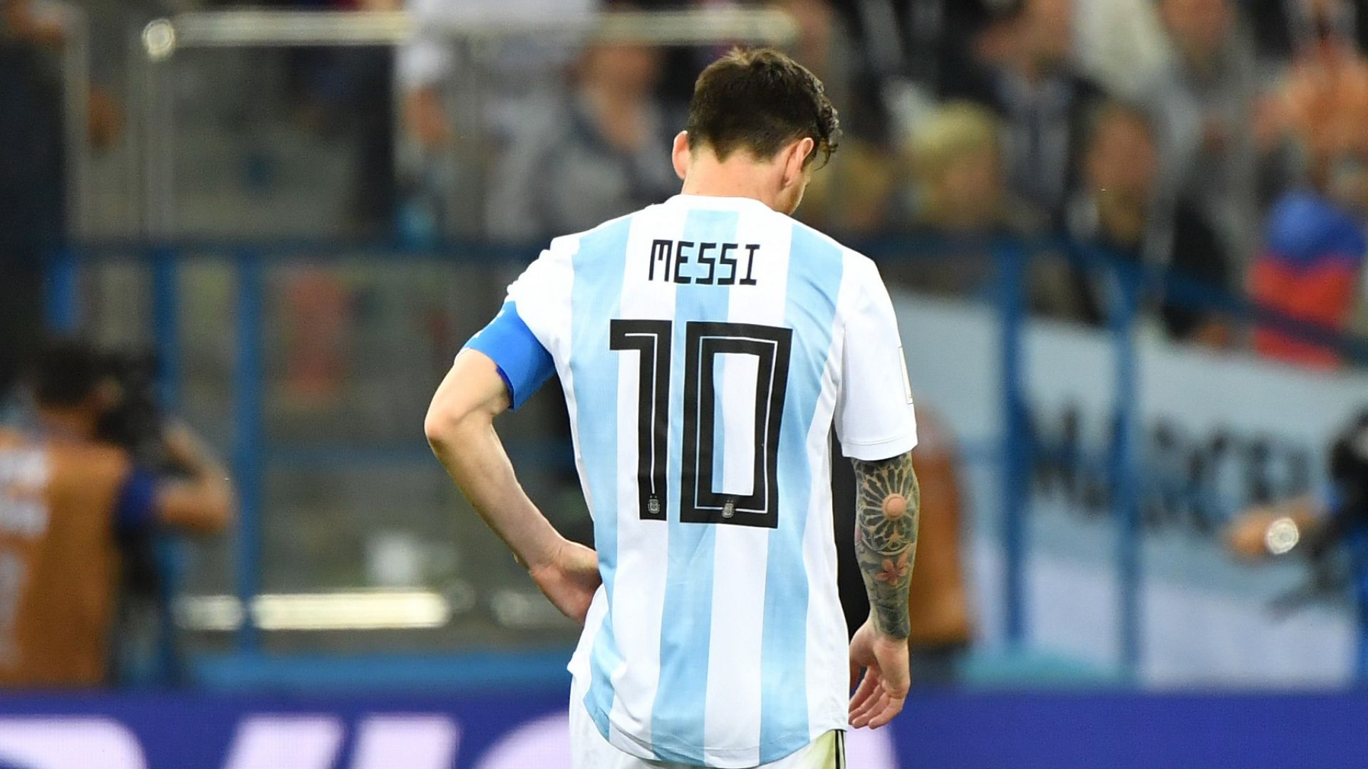Аржентинска легенда: Меси заслужава трофей с националния отбор