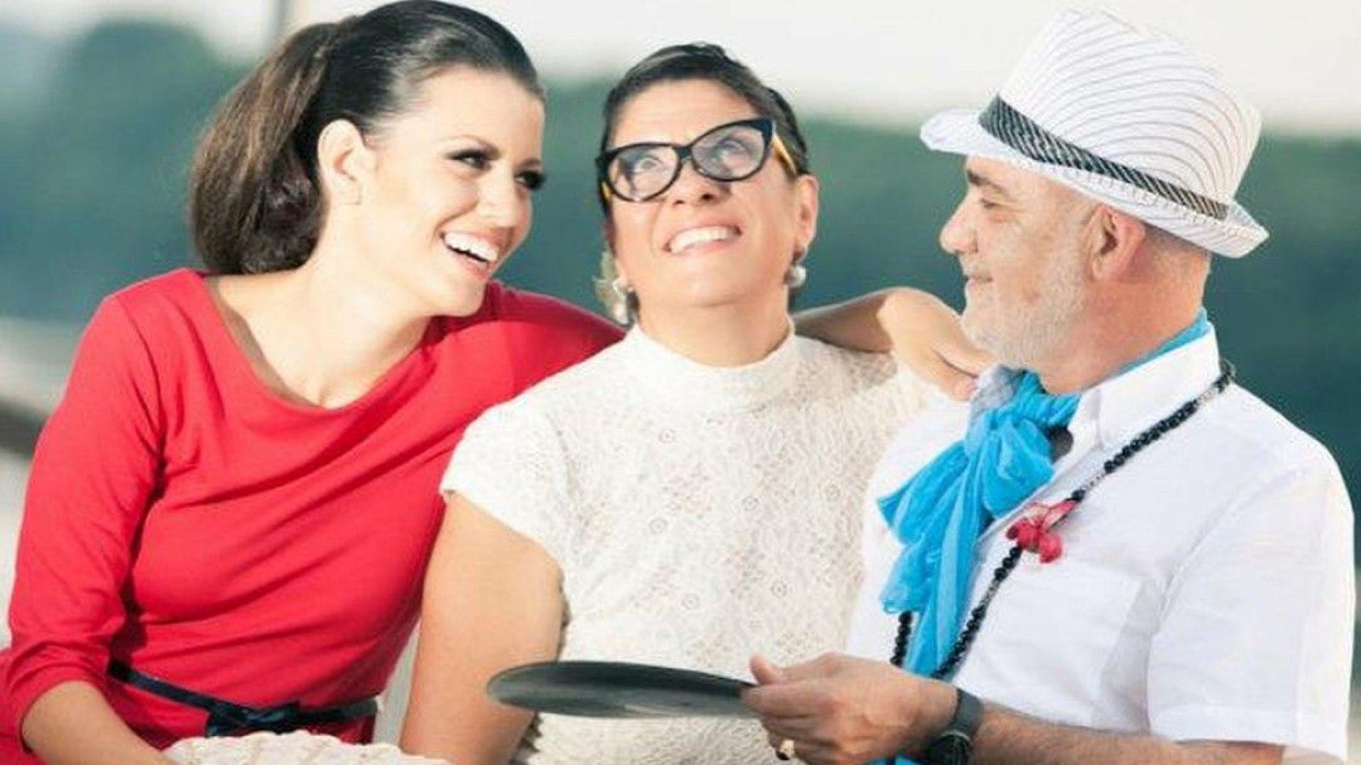 Ралица Паскалева поздрави майка си за РД със серия хубави спомени