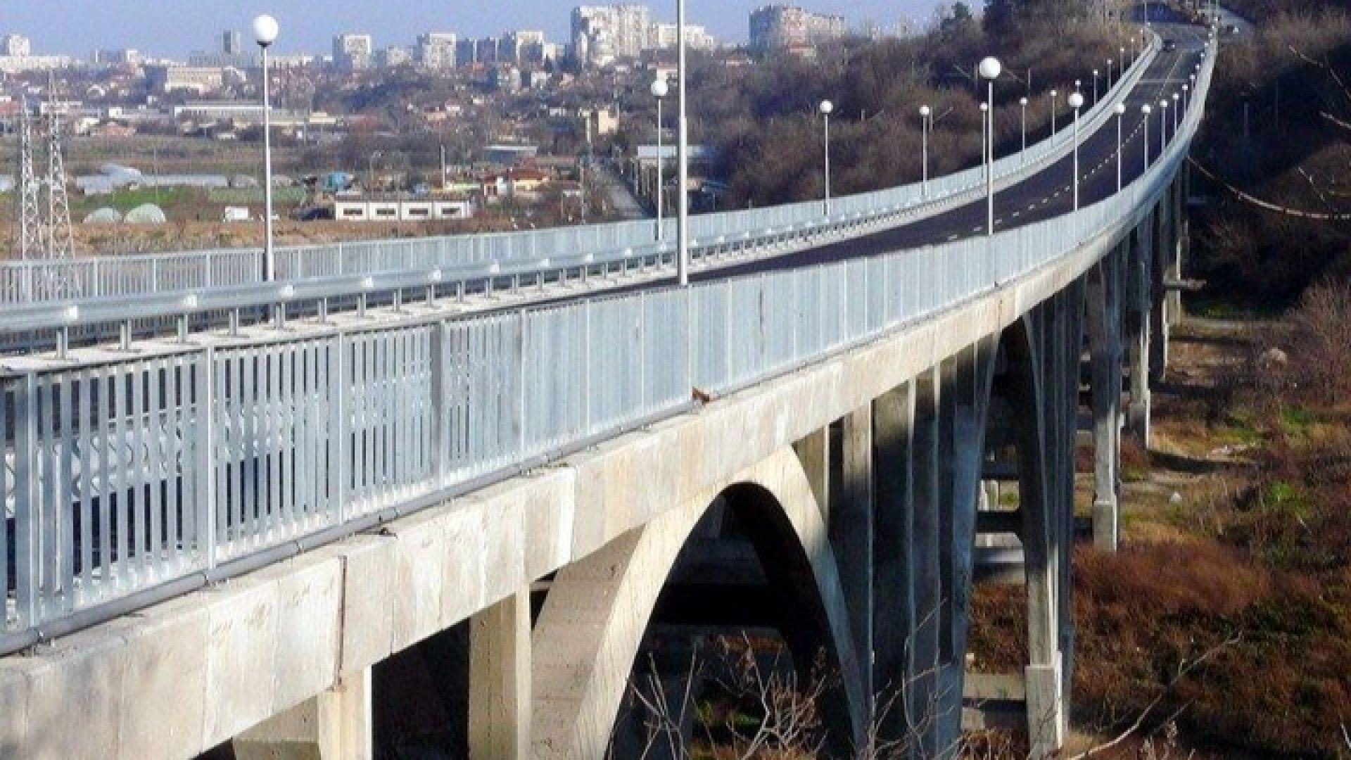 Дъговият мост в Русе се нуждае от спешен ремонт