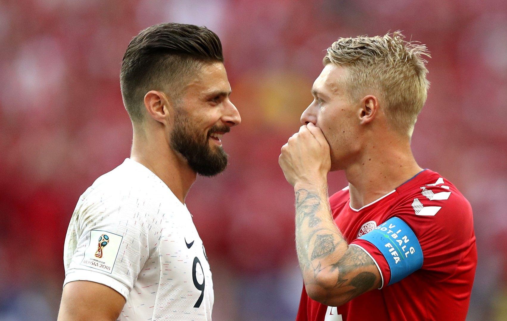 Мачът Дания - Франция бе голямото разочарование на първия етап.