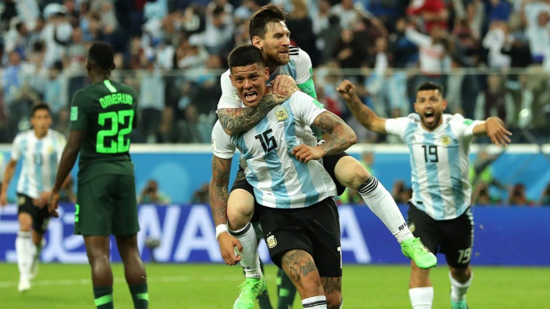 Аржентина възкръсна