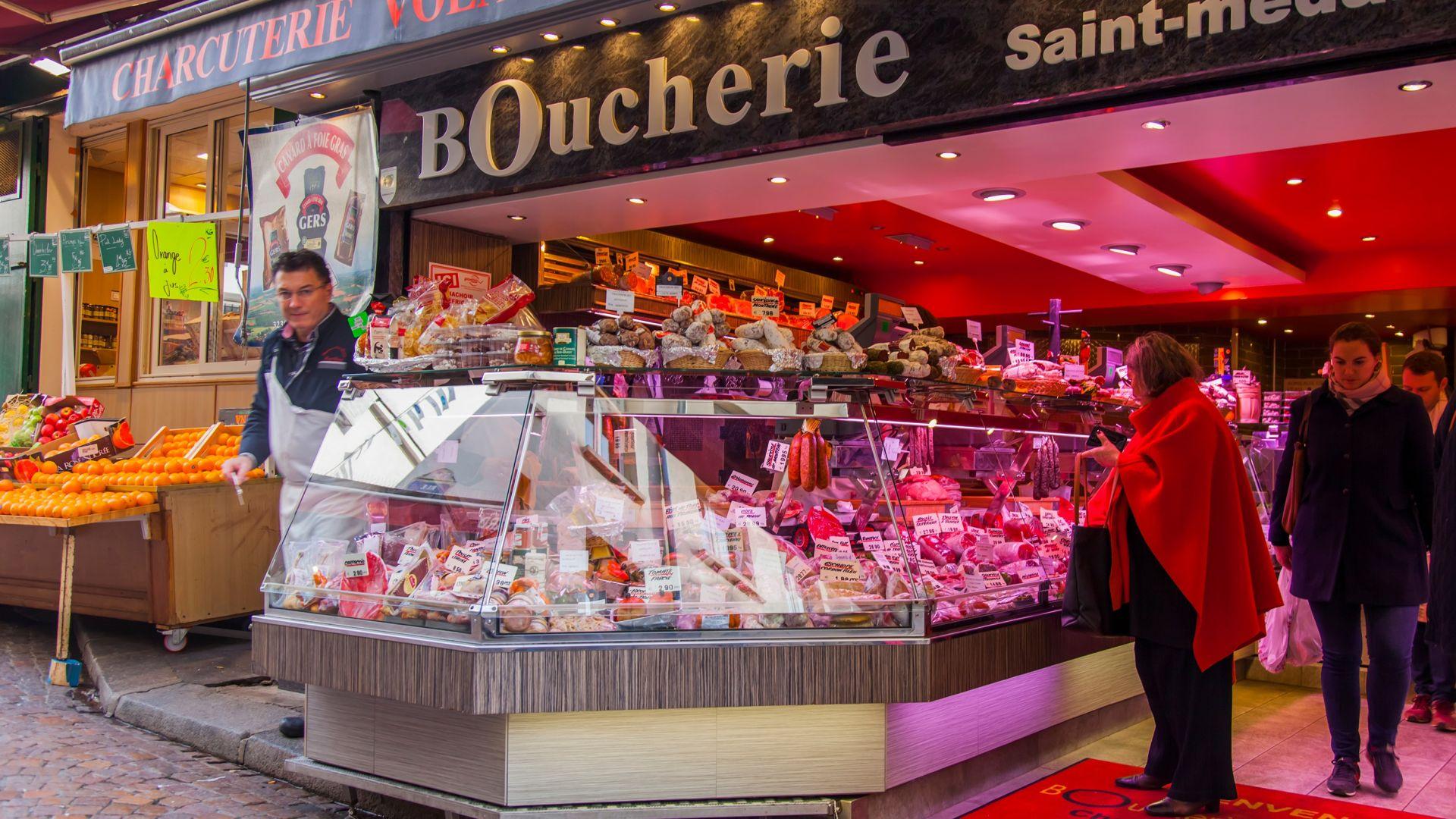 Френски месари поискаха полицейска защита от вегани