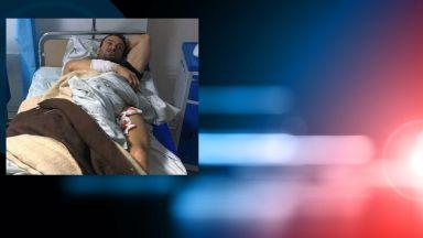 Петър Низамов с две рани в краката, състоянието му не е тежко