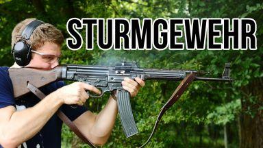 Копие ли е АК-47 на Sturmgewehr 44?