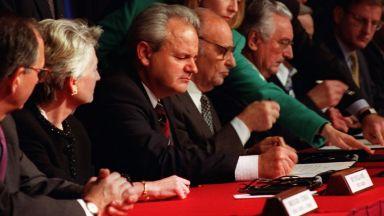 Сърбите отбелязват 20 г. от големите протести, които свалиха Милошевич от власт