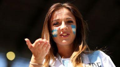 Шареният свят на феновете на Световното първенство (галерия)