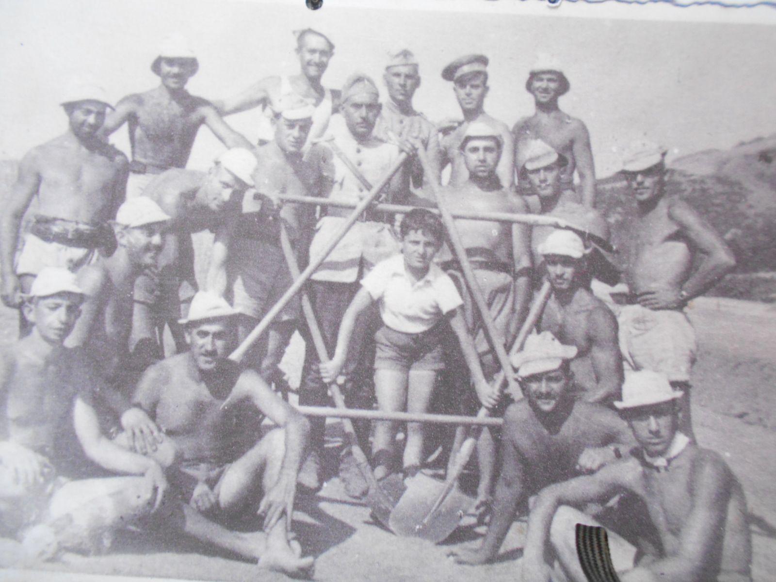 Трудовашки лагер в България