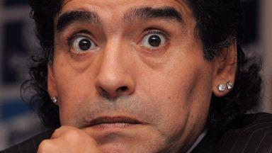 Историята на запознанството на Марадона с кокаина