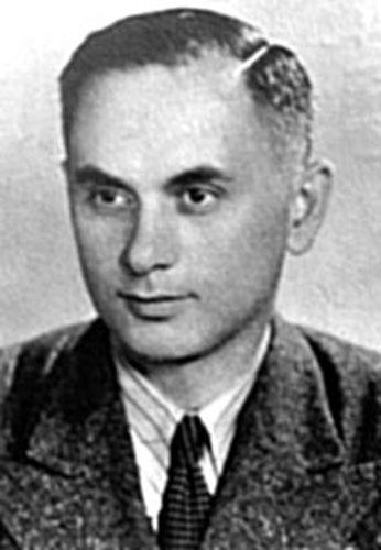 Александър Белев, главен комисар в Комисарството по еврейските въпроси (от 1942 г. до 1943 г.),