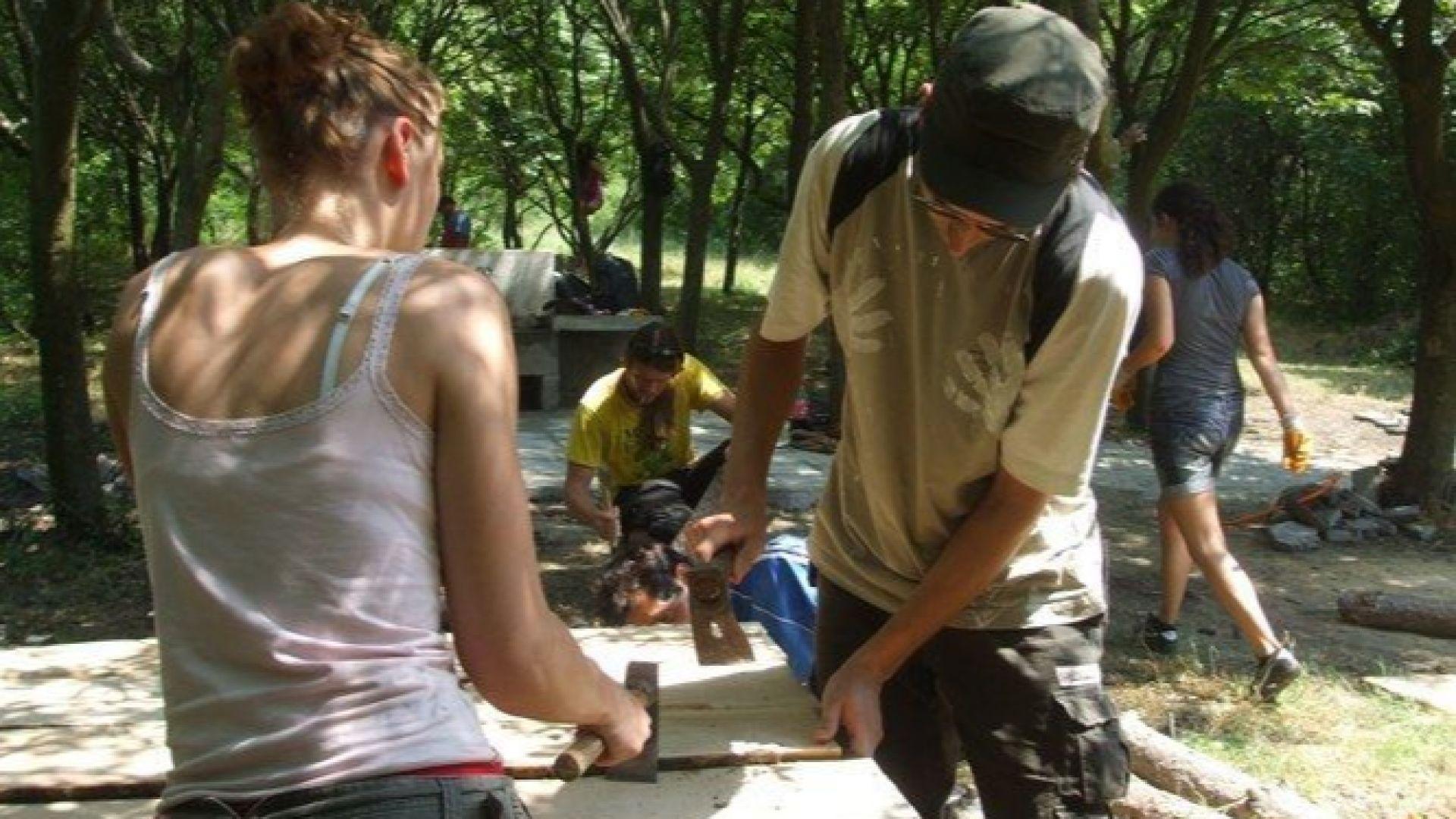 Младежка бригада ще ремонтира читалището в Българово