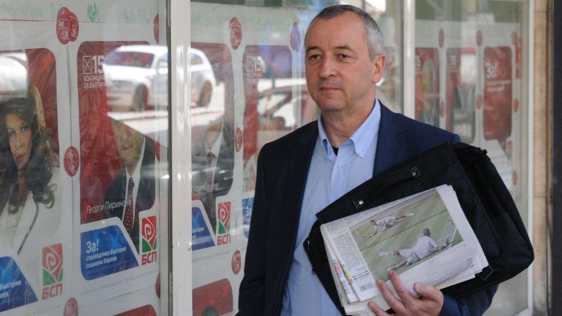 Български евродепутат гласувал в ущърб на интересите на родните превозвачи