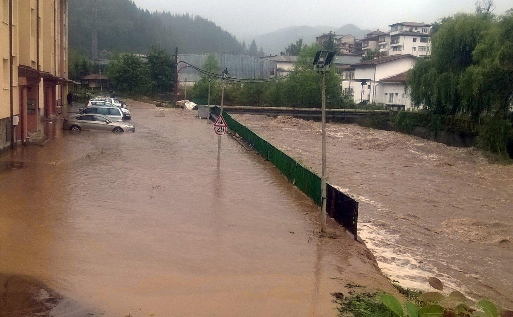 Кметът на Смолян обяви бедствено положение