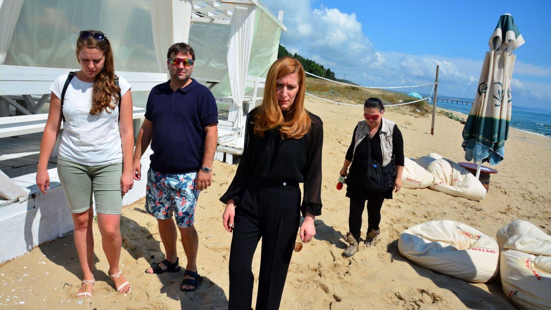 Прекратяват концесии на плажове заради нарушения през лятото