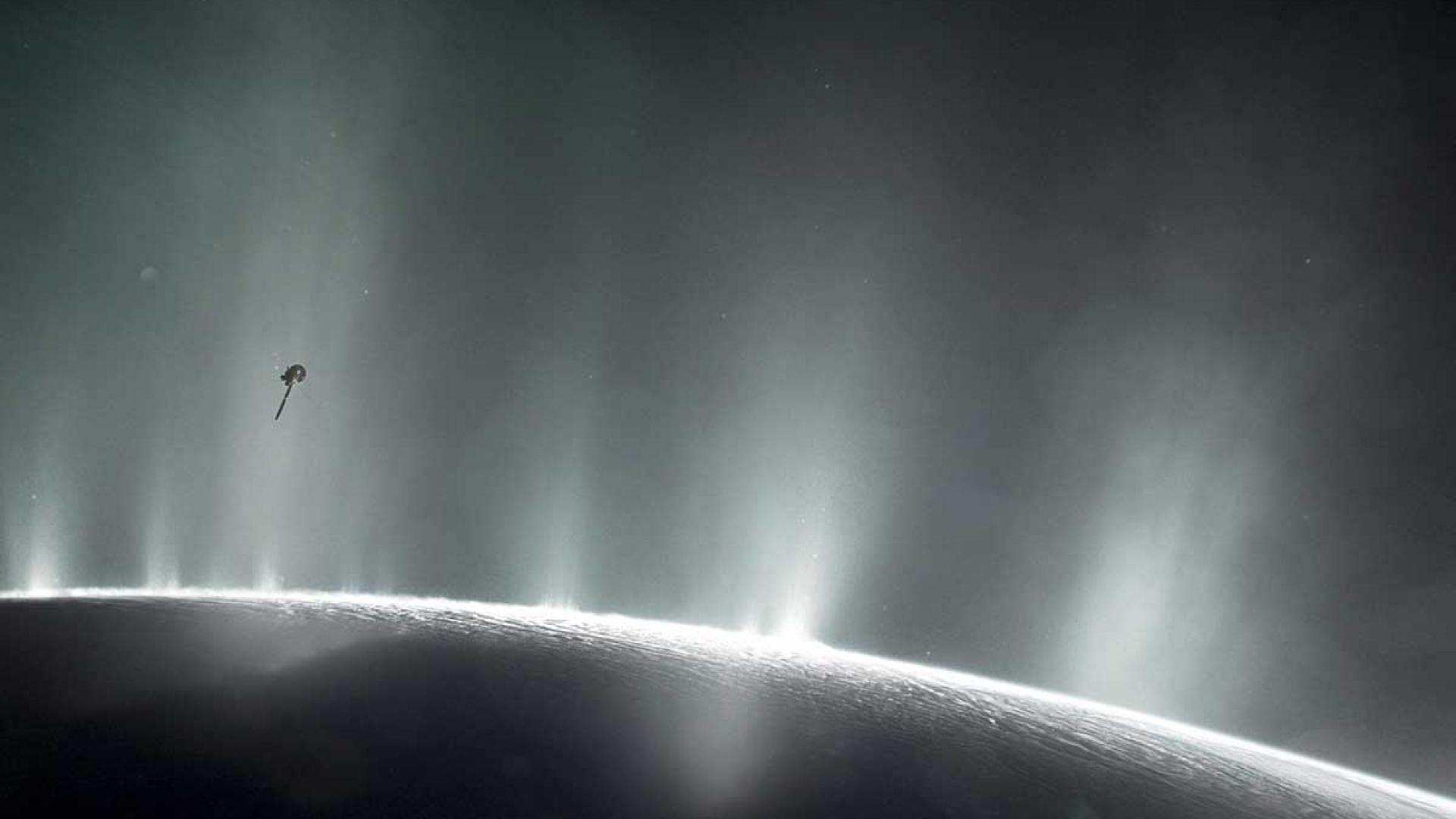 Енцелад може да поддържа живот