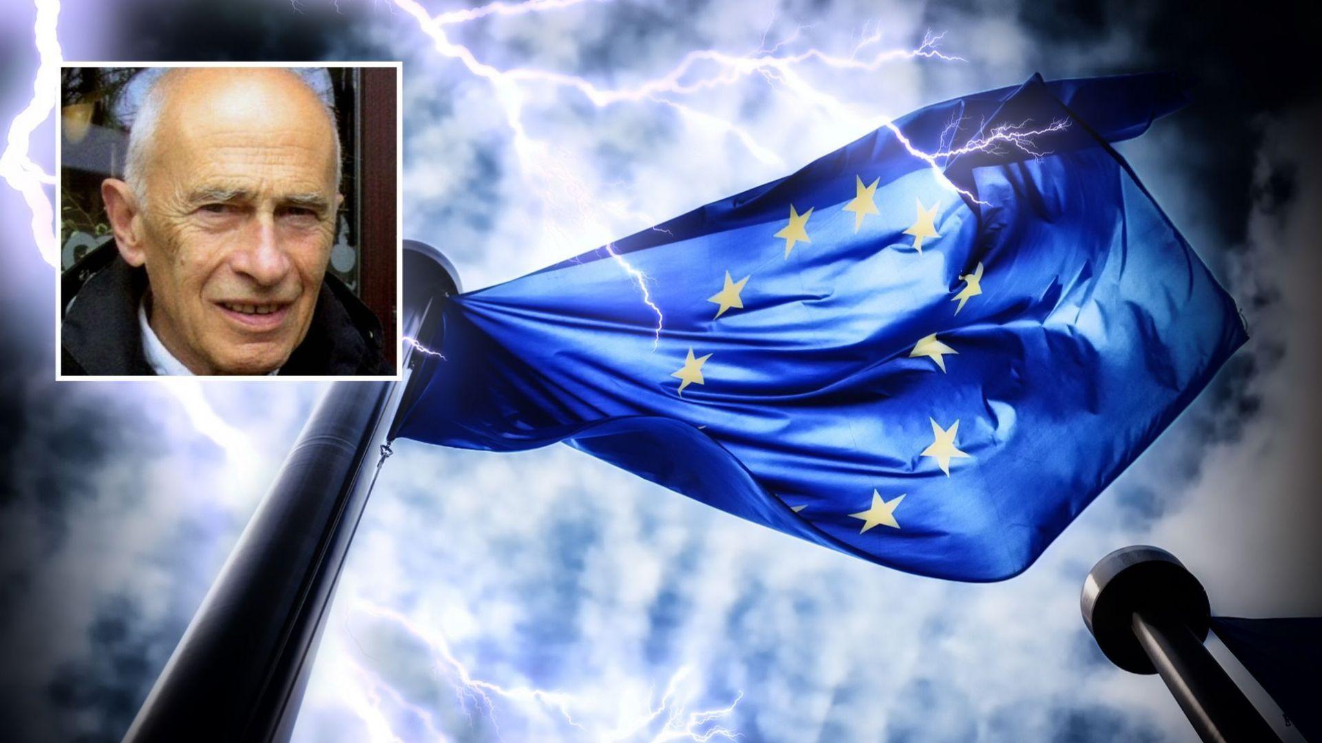 Владимир Костов: Кризата на ЕС е последица от упоритостта на Брюксел да поддържа компрометираната антинационална политика