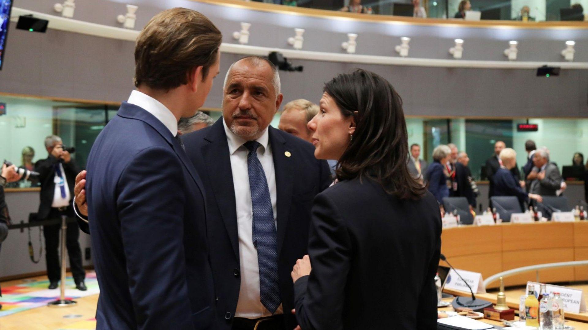 Борисов: Приоритетът ни за европейската перспектива на Западните Балкани показва резултати