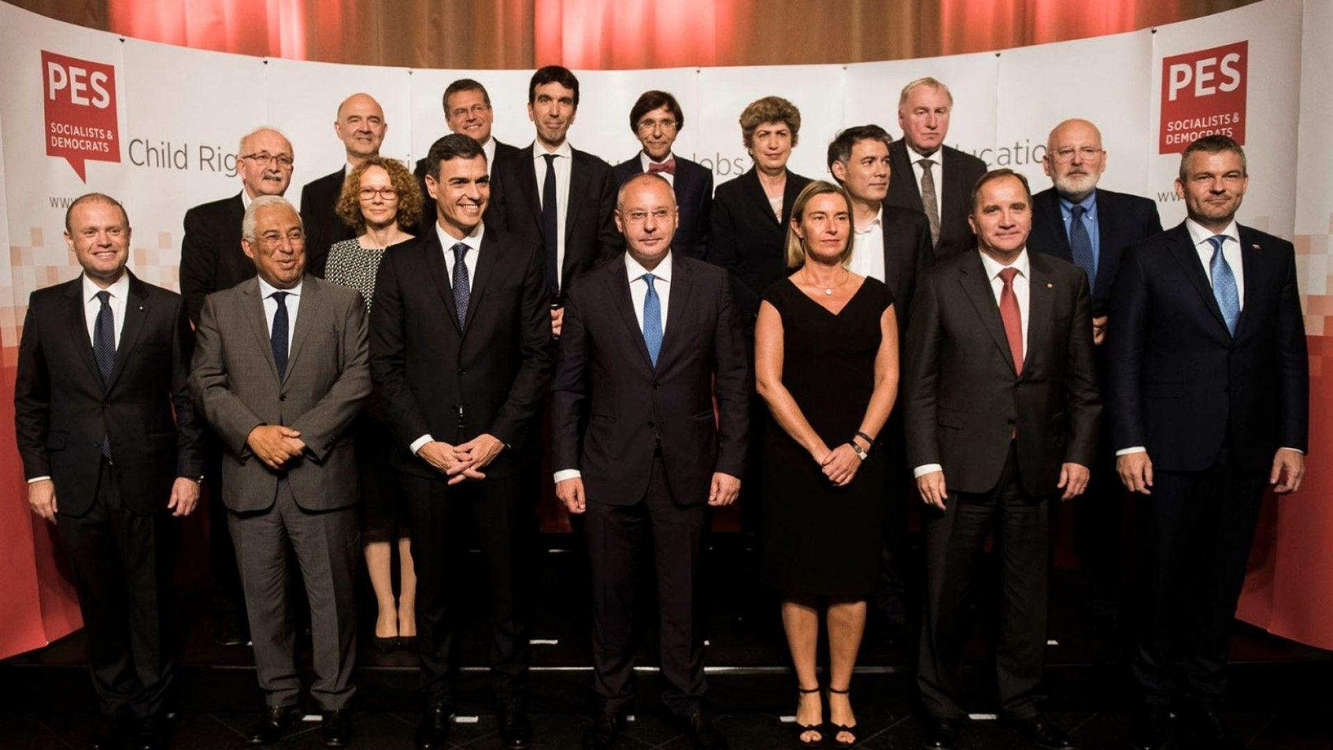 """Лидерите от ПЕС: Цялостно европейско решение за миграцията, а не мерки """"на парче""""!"""