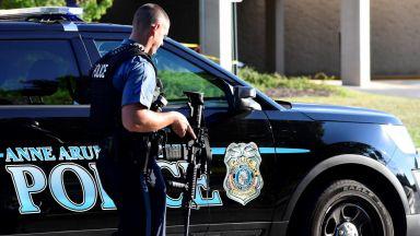 Най-малко пет души са убити  при стрелба в редакцията  на вестник в щата Мериленд