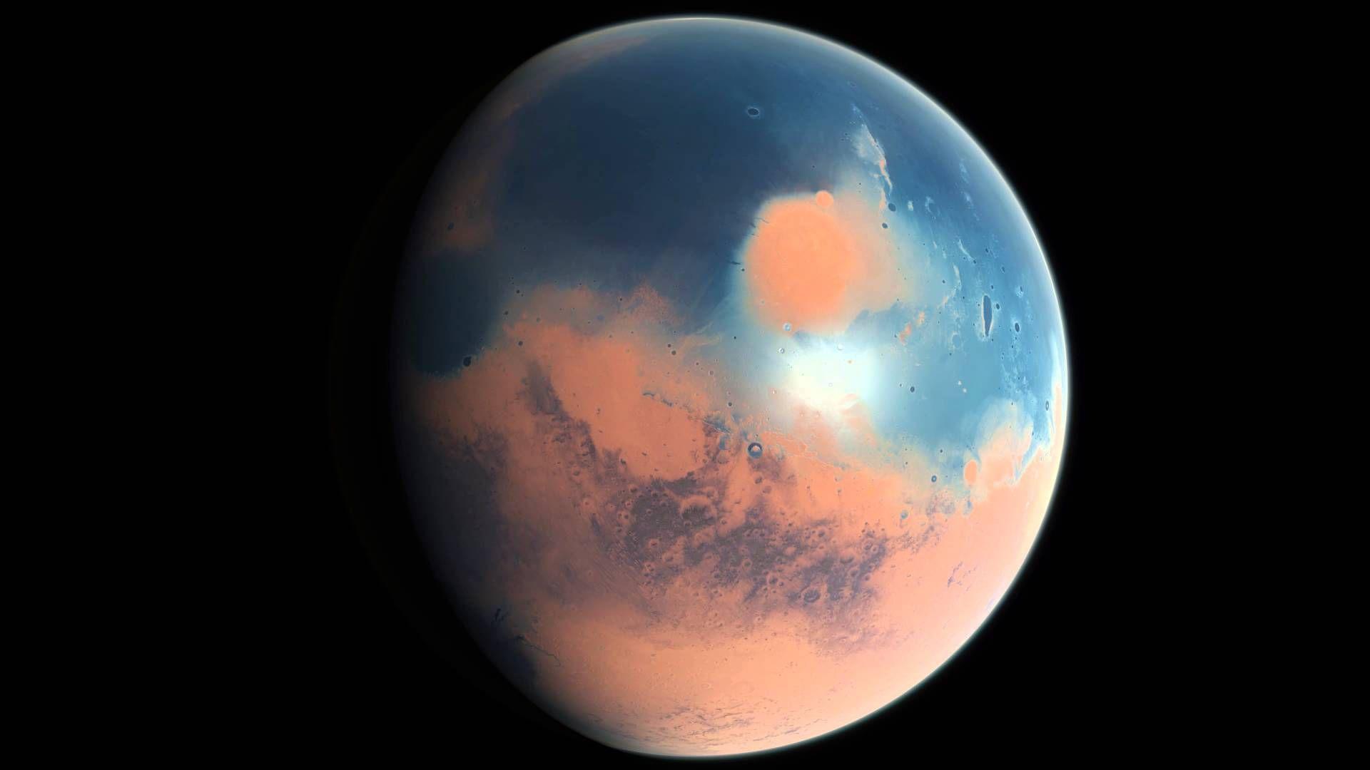 Марс е първата планета?