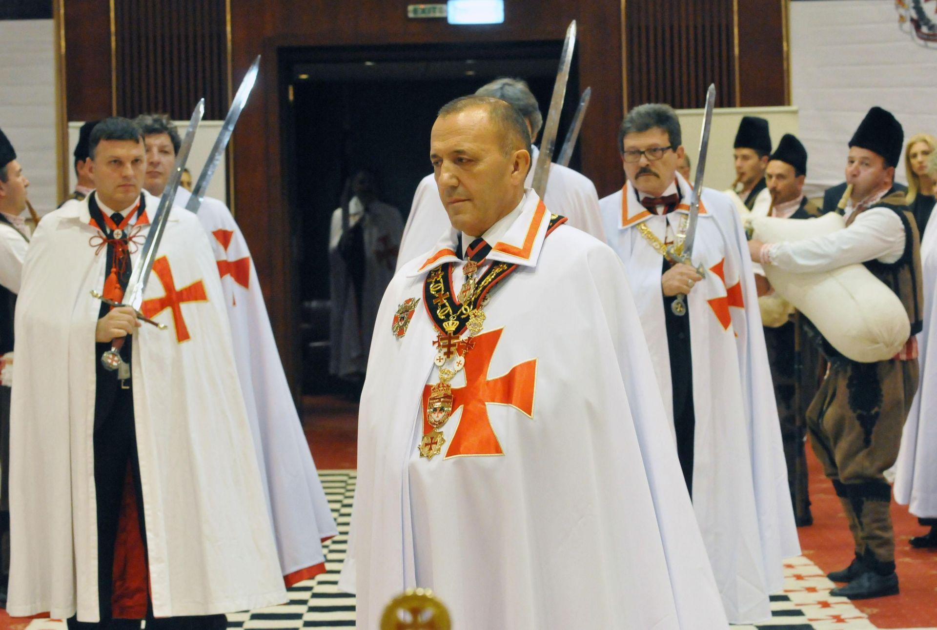 2013 г. 17-ият конвент на Велик приорат - България (Снимка: BulFoto)