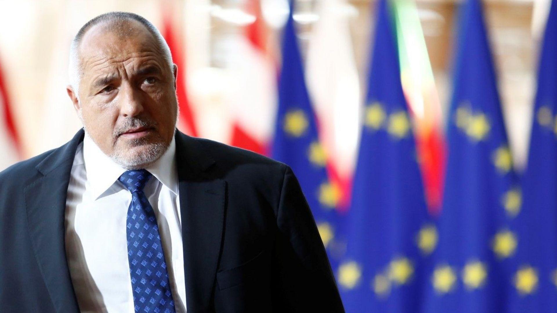 Борисов отчита Българското председателство пред ЕП