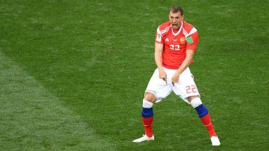 Капитанът на Русия отказа да играе за националния, не бил в добра форма