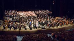 400 музиканти закриха Българското председателство на съвета на ЕС