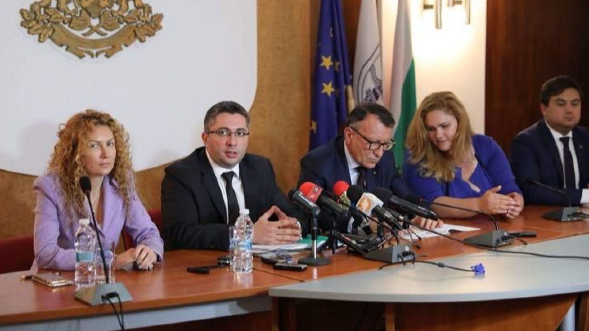Министър Нанков: Строителството на втори мост при Русе става приоритет